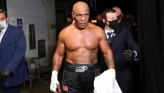 Mike Tyson Calls For Boycott Of Hulu After Streaming Service Announces Unauthorized 'Iron Mike' Series