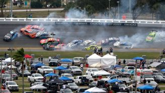 A Massive 16-Car Wreck At The Daytona 500 Takes Out A Group Of Contenders After Only 14 Laps