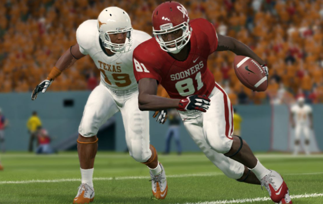 ncaa football video game coming back
