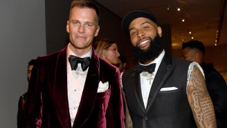ESPN Reporter Boldly Thinks The Bucs Could Add Odell Beckham Jr. To Tom Brady's Riches Of Receivers
