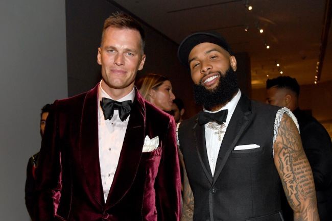 ESPN's Jeff Darlington boldly predicts the Buccaneers trading for Odell Beckham Jr. this NFL offseason