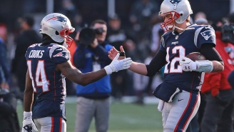 The Patriots' 2017 Trade For Brandin Cooks Was Reportedly To Build Around Jimmy Garoppolo, Not Tom Brady