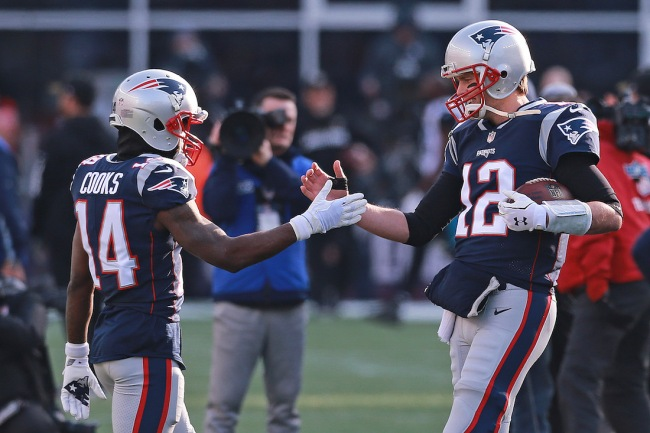 Patriots trade in 2017 for Brandin Cooks was reportedly done to build around Jimmy Garoppolo, not Tom Brady