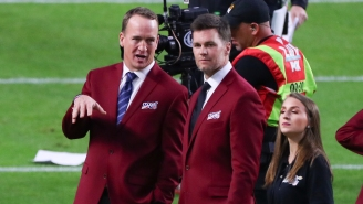 According To This Bogus 'Hall Of Fame Monitor,' Peyton Manning Bests Tom Brady As The GOAT
