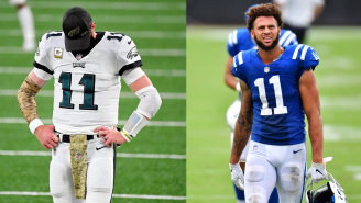 Colts WR Michael Pittman Jr. Is Not Giving Up His Jersey Number For Carson Wentz