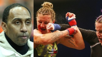 Stephen A. Smith Goes On Unprompted Rant About Women In Combat Sports: 'I Don't Want To See Women Fighting In The Octagon'