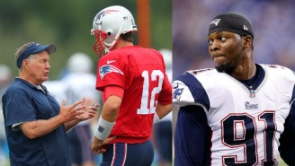 Jamie Collins Remembers Being 'So Scared' Witnessing Bill Belichick Eviscerate Tom Brady For A Simple Mistake