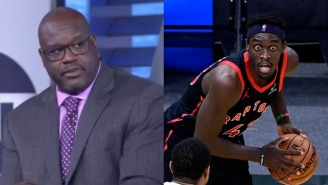 Shaq Literally Had No Idea What All-Star Pascal Siakam's First Name Was And NBA Twitter Was Aghast