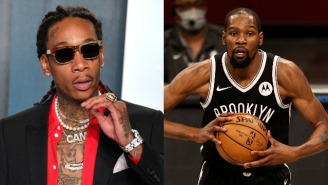 Wiz Khalifa Recalls Kevin Durant Abandoning Him Outside Of A Club When The Bouncer Refused Wiz Entry