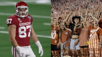 Donations Flood In For The Guy Who Put OU's Spencer Jones In The Hospital, And Texas Is In A Very Giving Mood