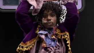 Eddie Murphy Reveals What Really Went Down During His Basketball Game With Prince