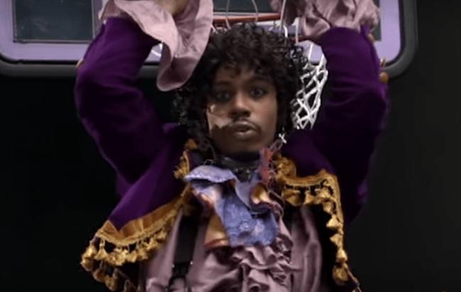eddie murphy prince basketball story accurate