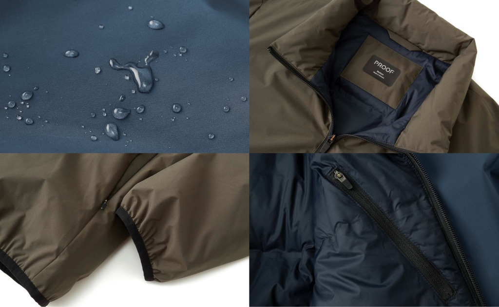 Proof Graphene Down Jacket Insulated