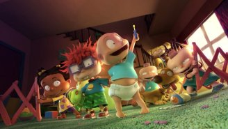 Hell Continues To Envelop Earth As First Trailer For CGI 'Rugrats' Is Released