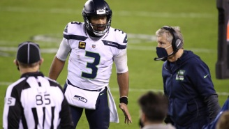 Russell Wilson-Seahawks Drama Gets Juicier, With QB Reportedly Storming Out After Ideas For Offense Were Dismissed