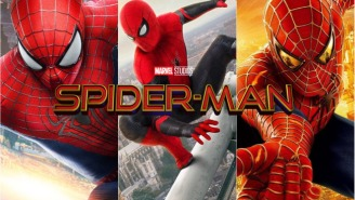 The Official Title Of The Third 'Spider-Man' Film Has Been Revealed