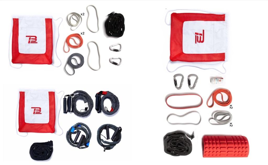 TB12 Sports workout kits