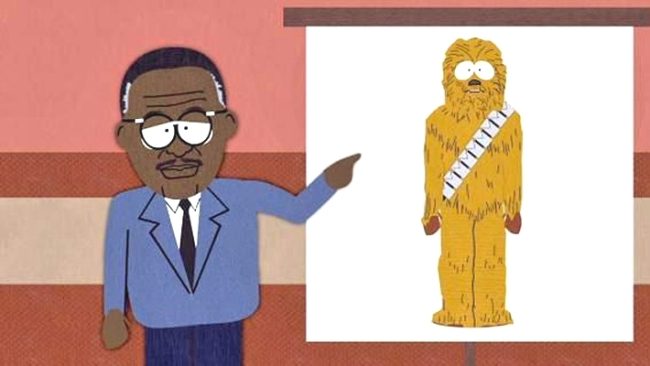 the chewbacca defense south park