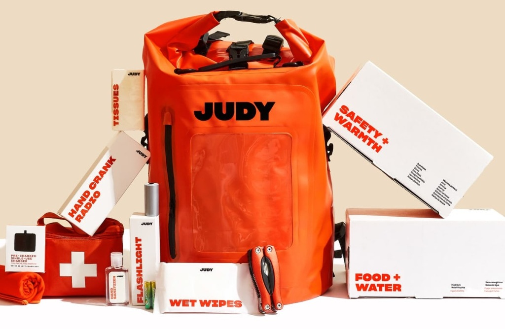 The Mover Max emergency kit