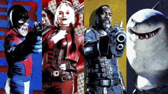 The Official Synopsis For 'The Suicide Squad' Is Already A Massive Upgrade Over The First Film