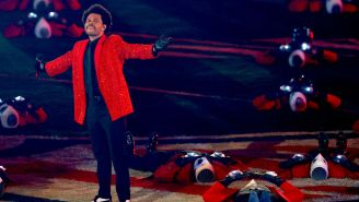 The Weeknd Reportedly Spent $7 Million Of His Own Money To Put On Super Bowl Halftime Show