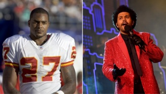Former Chiefs Larry Johnson RB Believes The Weeknd's Super Bowl Halftime Show Was A Satanic Ritual