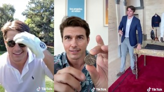 Tom Cruise Deepfakes On TikTok Are The Only Thing You Need To Watch Today