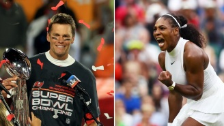 The Tom Brady Vs Serena Williams GOAT Athlete Debate Takes Over Social Media After Super Bowl