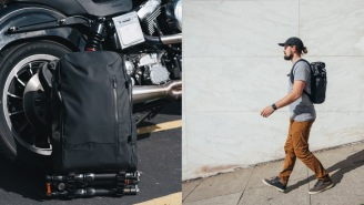 These Rugged Backpacks Loved By Outdoorsmen Are Customizable And Up To 25% OFF Today