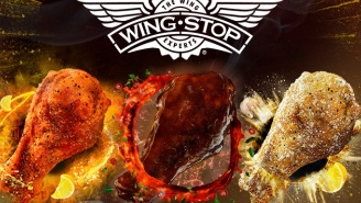 Wingstop Just Announced Three New Remix Flavors, Including Hot Lemon And Bayou BBQ