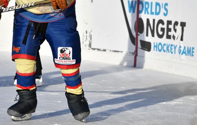 worlds longest hockey game canada 2021