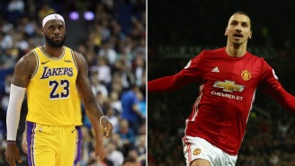 LeBron James Fires Back At Soccer Star Zlatan Ibrahimović And Calls Him A Hypocrite For Telling Athletes To Stay Out Of Politics