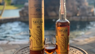 E.H. Taylor Jr. Bourbon And Chris Stapleton Link Up On Exclusive Single Barrel Release For 124th Bottled In Bond Day