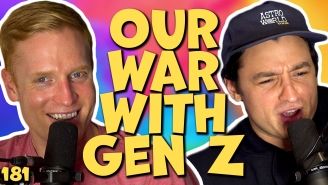 Our War With Gen Z, On Oops The Podcast