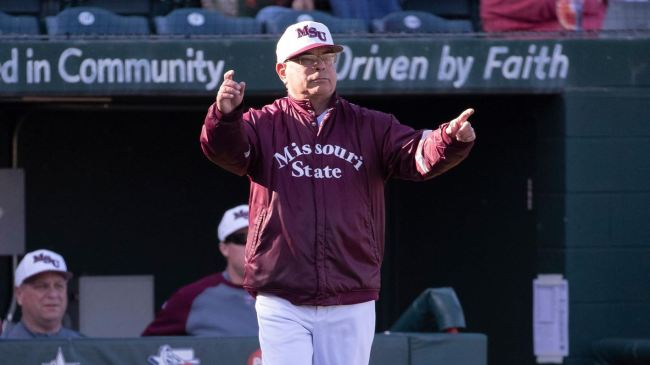 Kevin Guttin Missouri State Baseball