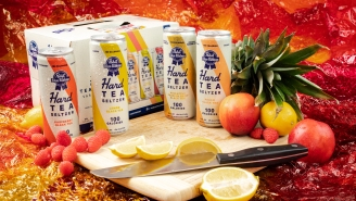 Pabst Blue Ribbon Brings Bolder Flavor And Smoother Taste To The Hard Seltzer Game With Its New Hard Tea Seltzers