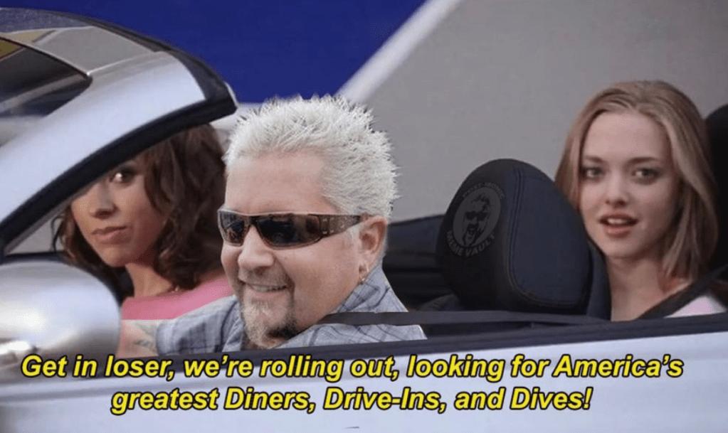 50 best 2021 memes Guy Fieri