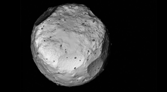 A Japanese Spacecraft Bombed Asteroid Ryugu And It Barely Moved