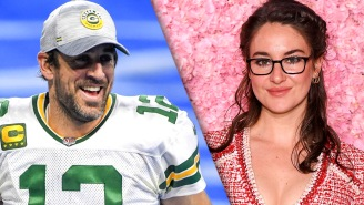 Aaron Rodgers Reportedly In No Hurry To Introduce Shailene Woodley To 'Toxic' Family