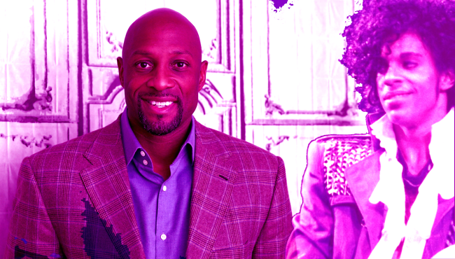 Alonzo Mourning Shares Story About Attending Party At Princes House