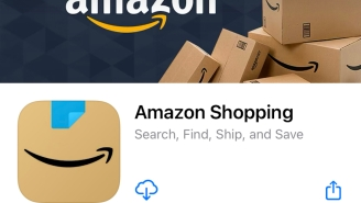 Amazon Changes App Icon Because People Complained The Old One Kinda Looked Like Hitler
