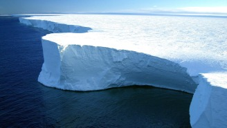 An Iceberg Larger Than New York City Has Broken Off In Antarctica, But It's Fine, We Think