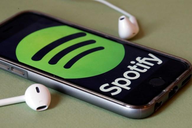 Artist Money Spotify List