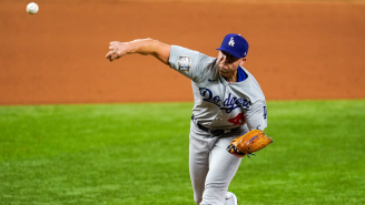 Baseball Fans Minds Were Blown Watching Blake Treinen Throw A Insane 100 MPH Sinker