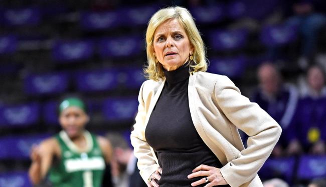 Baylors Kim Mulkey Ripped For Saying NCAA Should Dump COVID Testing