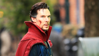 Benedict Cumberbatch Apologizes (Sort Of) For Doctor Strange Not Being In 'WandaVision'
