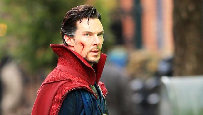 Benedict Cumberbatch Apologizes For Dr Strange Not In WandaVision