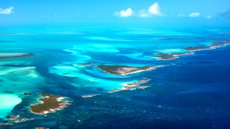 The Biggest Private Island In The Bahamas Is Up For Sale To The Highest Bidder