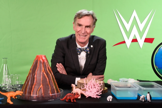 Bill Nye Lawsuit WWE
