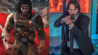 Netflix Turning Keanu Reeves' Comic Book About An 80,000-Year-Old Warrior Into A Movie